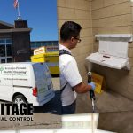 disinfection and janitorial services at the Iowa State Fair
